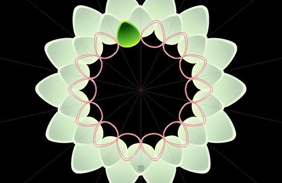 Simetrik çizim modu